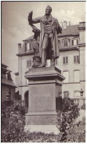 Spohr-Denkmal in Kassel