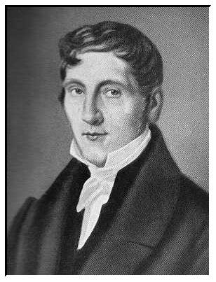 Louis Spohr, Jugendbildnis