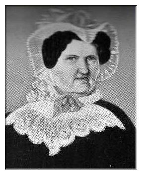 Ernestine Spohr geb. Henke Mutter des Komponisten