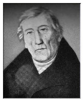 Medizinalrat Dr. Karl Spohr Vater des Komponisten
