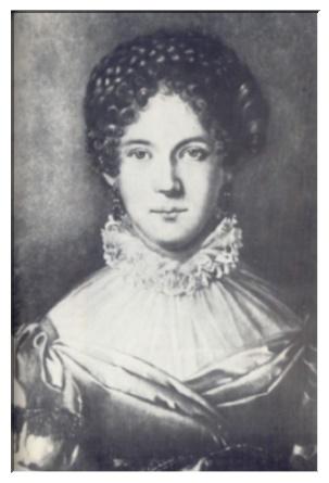Dorette Spohr, geb. Scheidler, Spohrs erste Frau