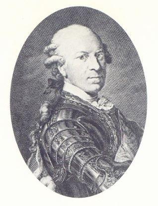 Carl Wilhelm Ferdinand Herzog von Braunschweig, zeitweilig Oberbefehlshaber der preußischen Armee, war ein fähiger Geiger und bezahlte Spohrs Ausbildung bei Franz Eck