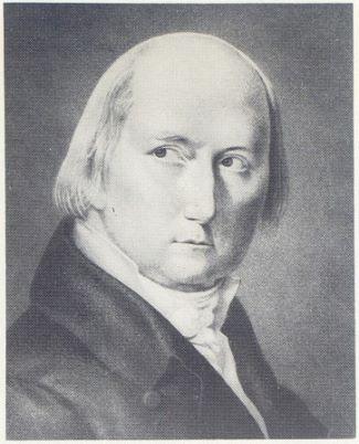 """Der Hamburger Theaterreformer Friedrich Ludwig Schröder bestellte bei Spohr die Oper """"Der Zweikampf mit der Geliebten"""""""