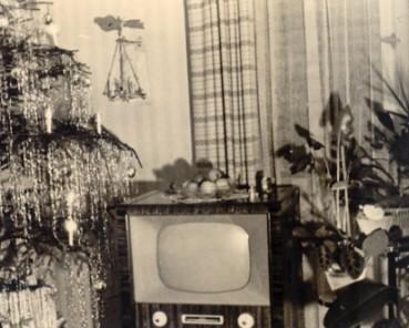 Unser erster Fernseher 1958