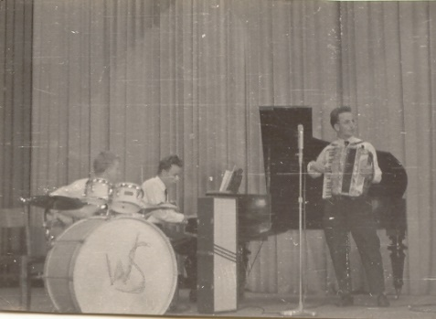 Mein erster Auftritt als Musiker (1960)