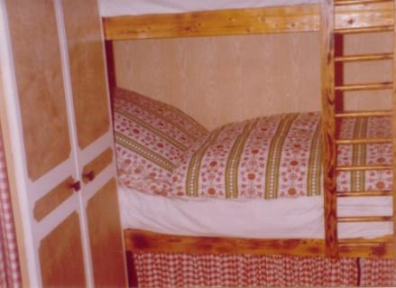 Meine Schlafkoje