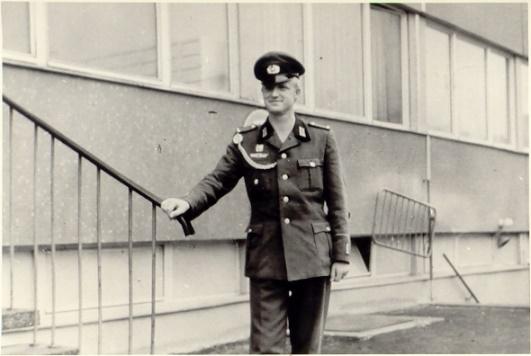 Der brave Soldat Spohr (1967)