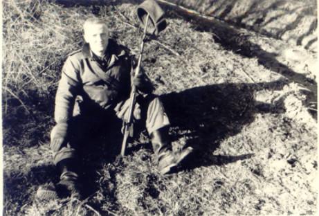 Soldat Spohr auf verlorenem Posten (1967)