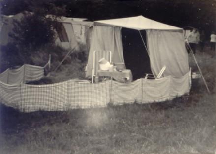 Mein erster und letzter Campingurlaub (1974)